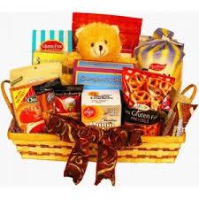 gluten free gift baskets ideas