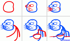 Cereal Guy Meme - how to draw the cereal guy cereal guy meme step by step
