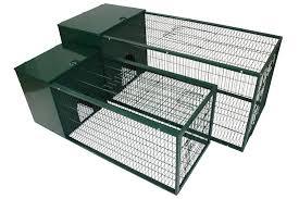 Flat Pack Rabbit Hutch Pet Shop Direct Metal Rabbit Hutch 5 Foot Dark Green
