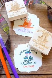 custom halloween bags customized halloween candy favors