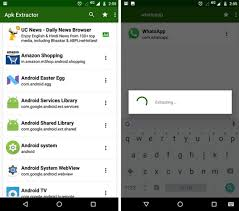 android apk shell installer how to extract apk of android app without root beebom