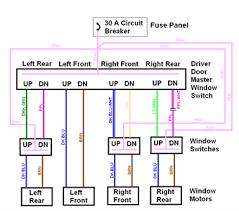 power window switch wiring diagram toyota wiring diagram and