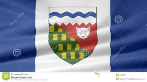 Saskatchewan Flag Saskatchewan Flag Stock Illustration Illustration Of National