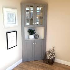 lovely corner cabinet plans u2013 choosepeace me