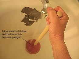 Best Way To Unclog Bathtub Drain Best 25 Unclog Tub Drain Ideas On Pinterest Diy Drain Cleaning