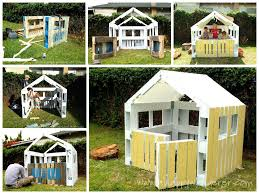34 best cubby house images on pinterest children diy and pallet