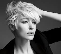 very short feathered hair cuts short feathered haircut hair and beauty pinterest haircuts