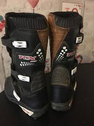 motocross boots for kids tcx kids motocross boots size 1 in bedlington northumberland