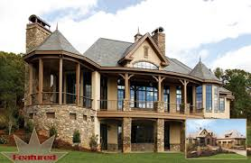 luxury craftsman style home plans craftsman style house plans with walkout basement basements ideas