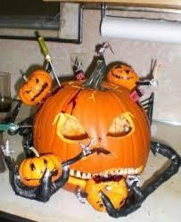 Funny Halloween Pumpkin Designs - funny pumpkin pictures