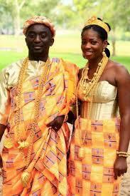 tenue africaine pour mariage 13 tenues magnifiques lors d une cérémonie africaine ma news beauté