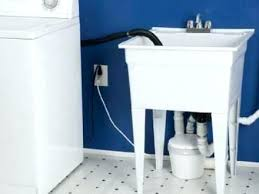 utility sink drain pump basement sink drain pump laundry utility sink pump how to add