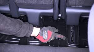 nissan rogue all weather mats review of the husky liners weatherbeater 3rd row floor liners on a