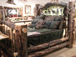black aspen log bed 399500 montana furniture and mercantile