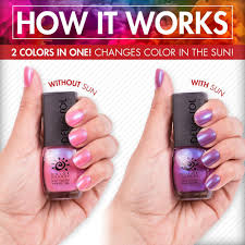 amazon com del sol color changing nail polish quick dry lacquer