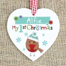 wooden personalised christmas decorations u2013 decoration image idea
