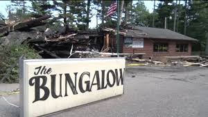 the bungalow taphouse destroyed in fire youtube