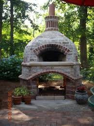 Build An Outdoor Fireplace by My Sister Wants An Outdoor Brick Oven And I Think She Should Get