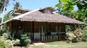 Simple House Design Pictures by Simple Native House Design In The Philippines Youtube