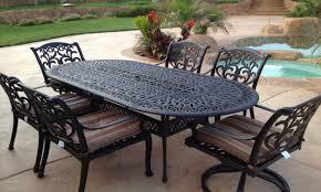 best vintage metal patio table patio design 382
