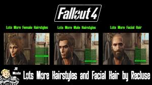t haircuts from fallout for men fallout 4 mod showcase lots more hairstyles and facial hair by