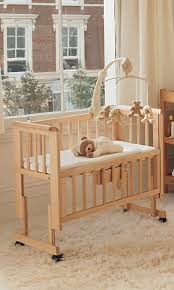 Bed Side Cribs Bedside Crib Pinteres