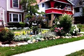 front yard ideas pictures best front yard flower garden designs