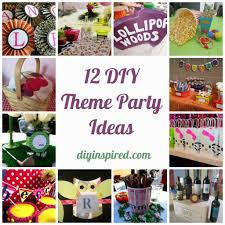 home design diy party decorations for adults for present
