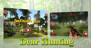 hunting truck deer hunting truck android apps on google play