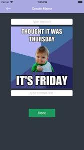How To Make Memes App - meme creator app make memes on the app store itunes apple