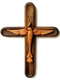 carved wooden crosses wooden cross wood carving with a wall hanging christian