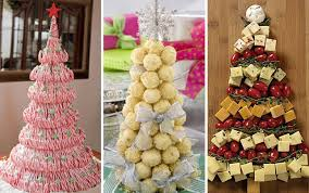 Tree Decorations For Cakes 35 Unique Christmas Tree Decorating Ideas