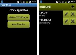 host editor pro apk hack root apk version 1 3 edit superhack