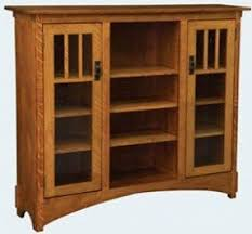 Shaker Bookcase Mission Bookcases Foter