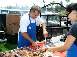 bbq grill menus tri tip country catering bend oregon