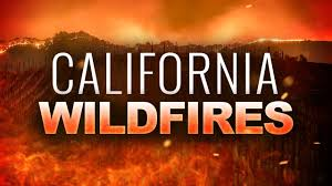 Wildfire Ft Drake by Keyc News