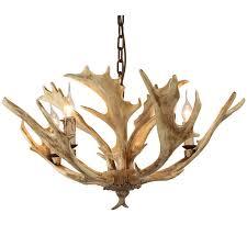 faux antler 5 light 8 light rustic candelabra deer antler chandelier