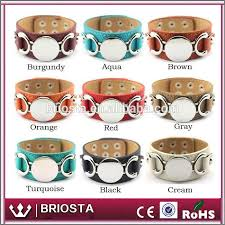 monogrammed cuff bracelet personalized leather cuff bracelet wholesale personalized leather