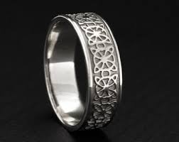 celtic wedding bands celtic wedding rings etsy