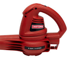 craftsman 5640155 8 amp electric blower sweeper