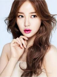 asian hair color trends for 2015 korean artist hairstyles 2015 park shin hye long curly hairstyles