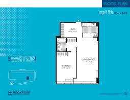 200 water street apartment floor plans new york ny