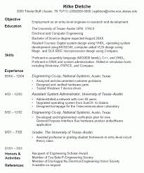Breakupus Foxy Online Technical Writing Resumes With Astonishing Earlycareer Resume Use The Strategies Suggested Here To