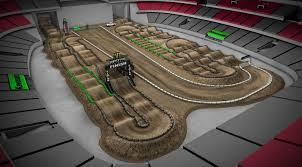 motocross action news 2016 monster energy supercross 3d track maps motocross news