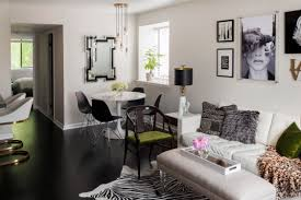 17 zebra living room decor ideas pictures small contemporary with one room challenge the city condo week 6 design small living dining area with zebra hide
