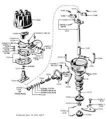 big block ford ignition systems