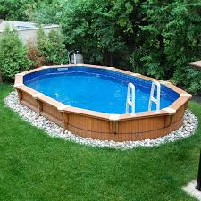above ground pool deck gallery pool decks made of wood