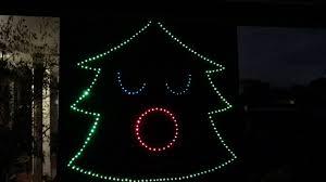 light o rama christmas tree singing spongebob squarepants theme