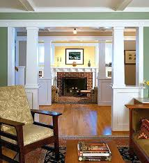 craftsman homes interiors beautiful craftsman home interiors interior craftsman style home