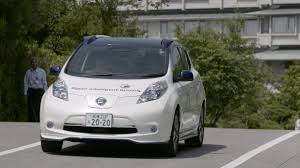 nissan japan nissan to test self driving taxi service in japan next year